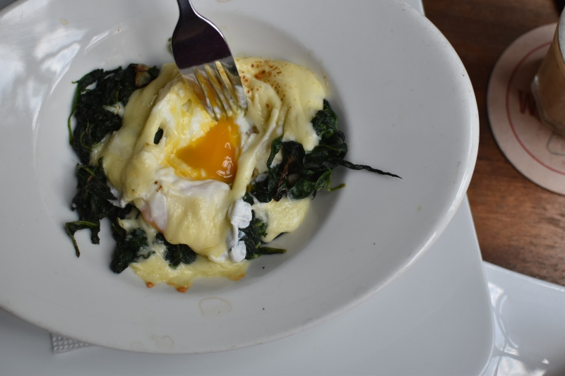 Egg Florentine The Workshop Ho Chi Minh Saigon Vietnam